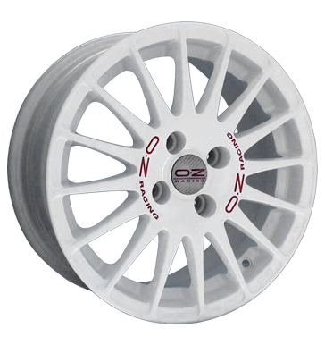 OZ-Wheels Superturismo WRC
