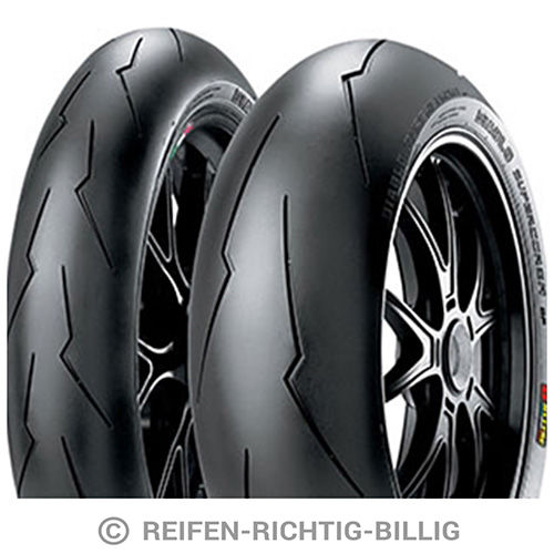 pirelli motorradreifen 120 70 zr17 58w diablo supercorsa. Black Bedroom Furniture Sets. Home Design Ideas