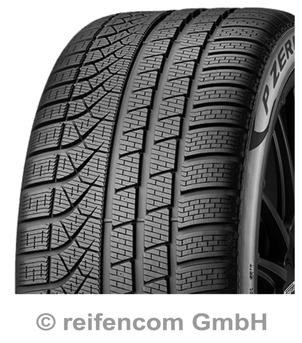 4 x Pirelli Winterreifen 245/40 R18 97V P Zero Winter XL ...