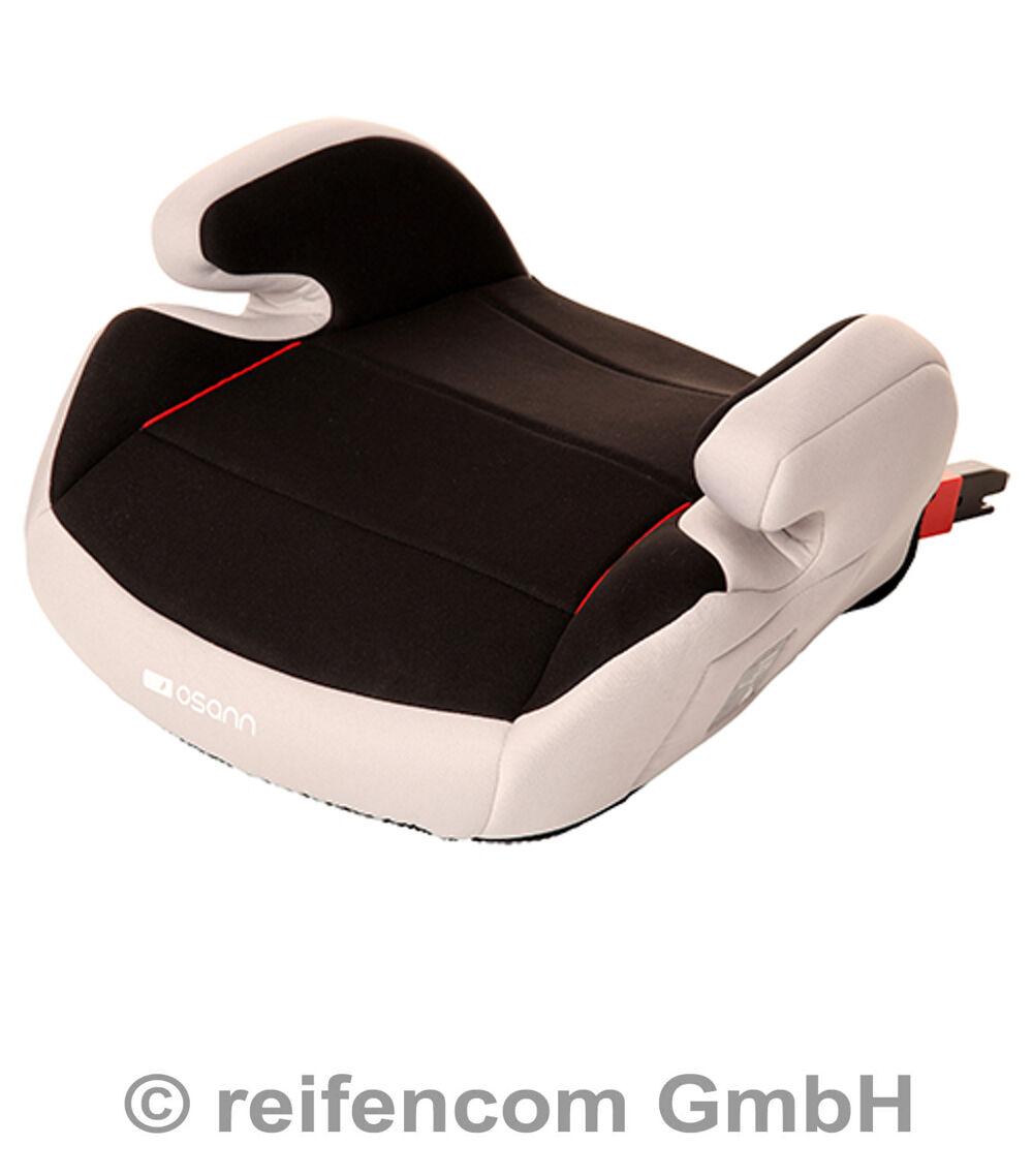 osann sitzerh hung junior isofix shadow 3 jahre bis 12. Black Bedroom Furniture Sets. Home Design Ideas