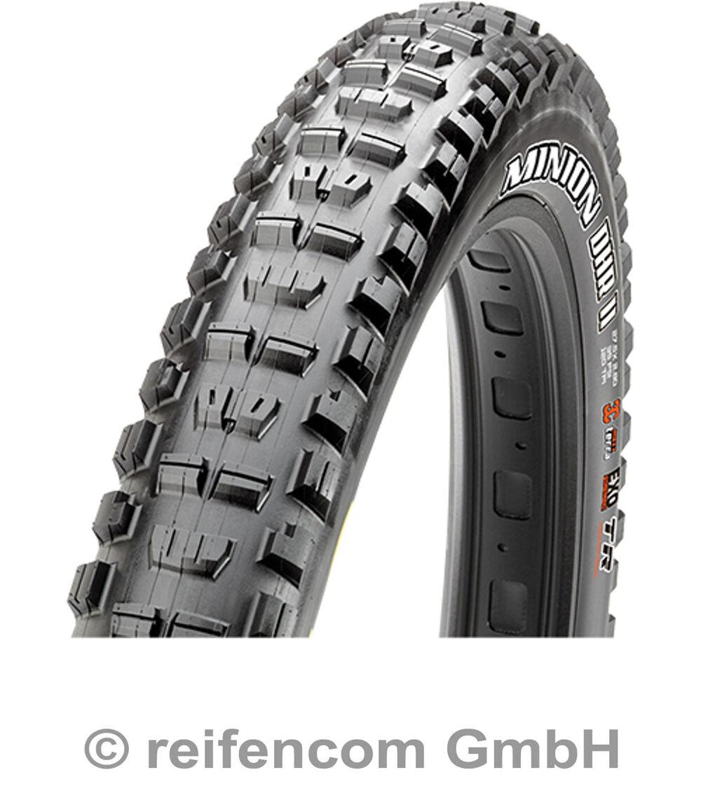 Maxxis Fahrrad Reifen Minion DHR II WT Exo //// Alle Gr/ö/ßen