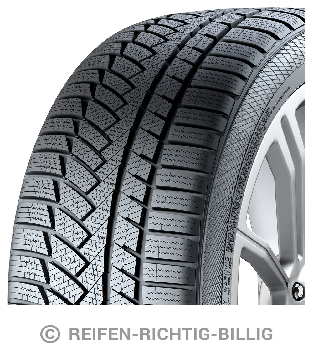 Continental WinterContact TS 850 P 195//55R20 95H Winter Tire
