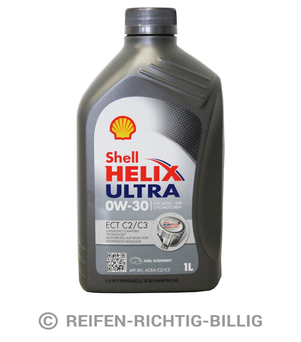 shell helix ultra ect c2 c3 0w 30 1 liter 1l. Black Bedroom Furniture Sets. Home Design Ideas