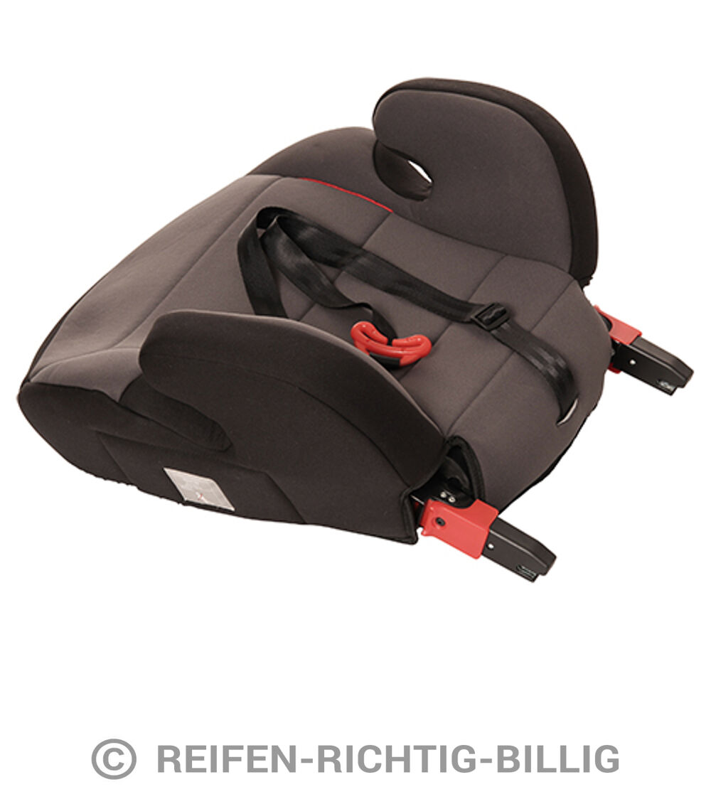 osann sitzerh hung junior isofix nero mit gurtfix 3 jahre. Black Bedroom Furniture Sets. Home Design Ideas