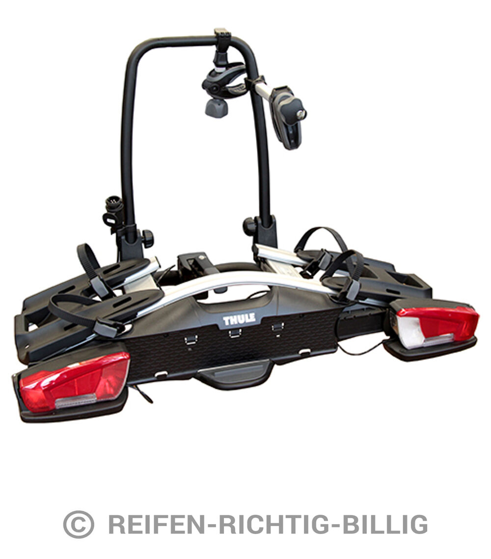 thule fahrradhecktr ger velo compact 924 f r 2 fahrr der ebay. Black Bedroom Furniture Sets. Home Design Ideas