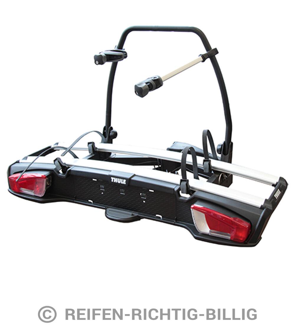 thule fahrradhecktr ger velospace 917 f r 2 fahrr der. Black Bedroom Furniture Sets. Home Design Ideas
