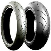 Bridgestone 120/70 ZR17 (58W) BT 01 F M/C