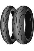 MICHELIN 180/55 ZR17 (73W) Pilot Power Rear M/C