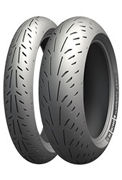 MICHELIN 180/60 ZR17 75W Power Supersport Evo Rear