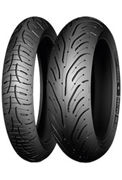 MICHELIN 180/55 ZR17 (73W) Pilot Road 4 A rear M/C