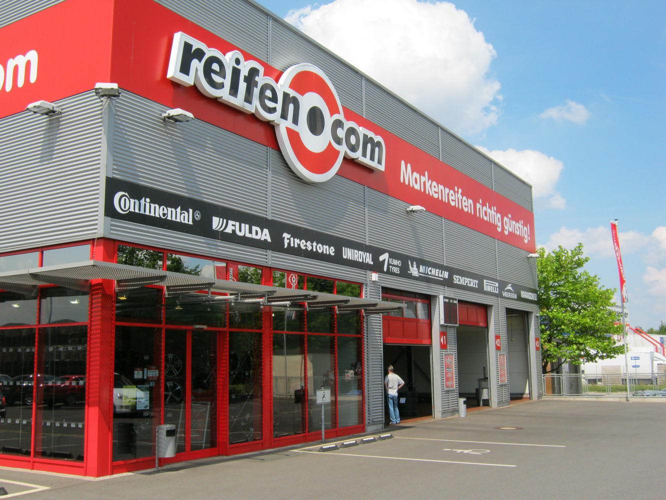 reifen.com-branch in Hanover Bornum