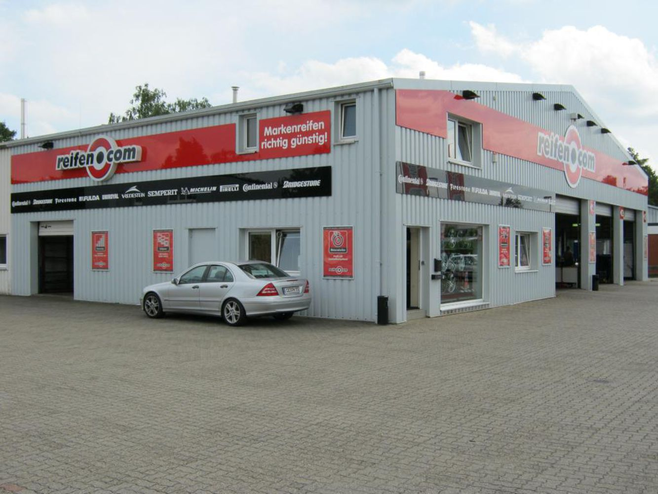 reifen.com-branch in Celle