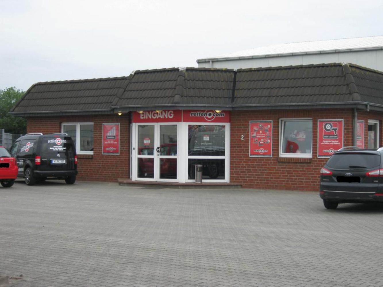 reifen.com-Filiale in Bremen