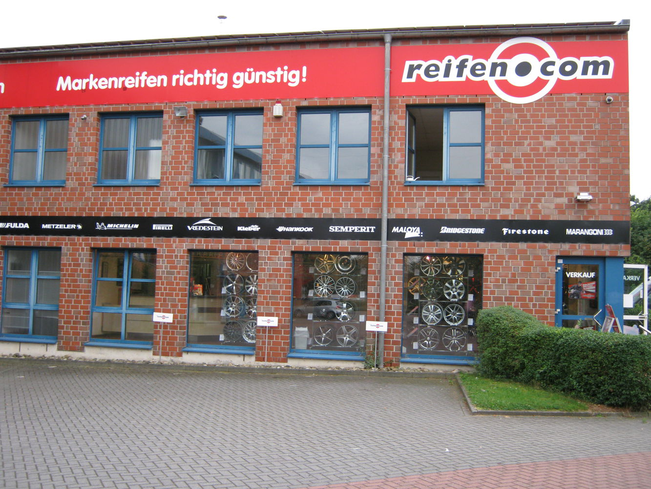 reifen.com-branch in Osnabrück