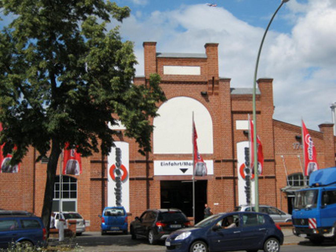 reifen.com-Filiale in Berlin Spandau