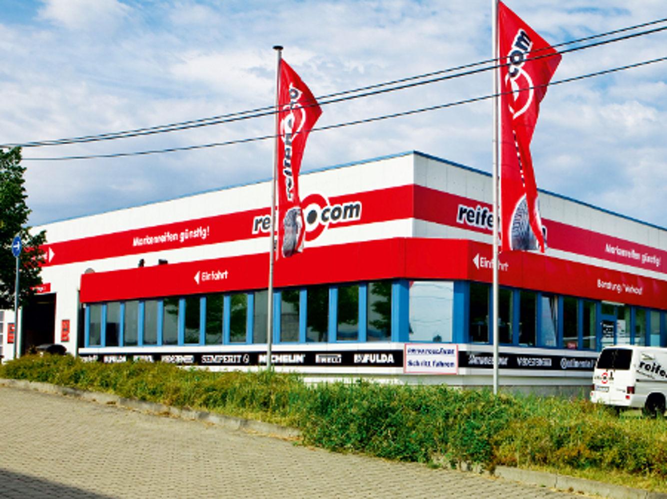 reifen.com-branch in Schkeuditz