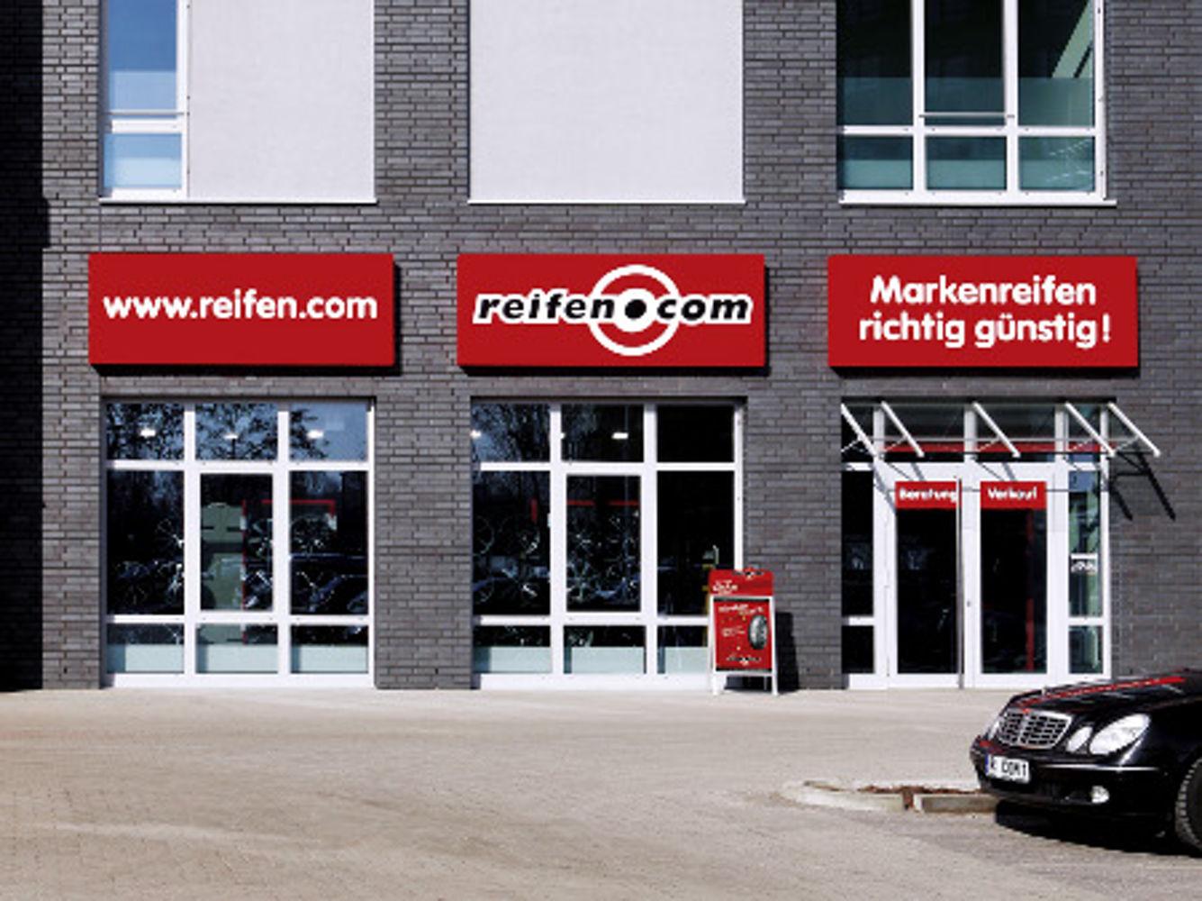 reifen.com-Filiale  in Hannover Vahrenheide