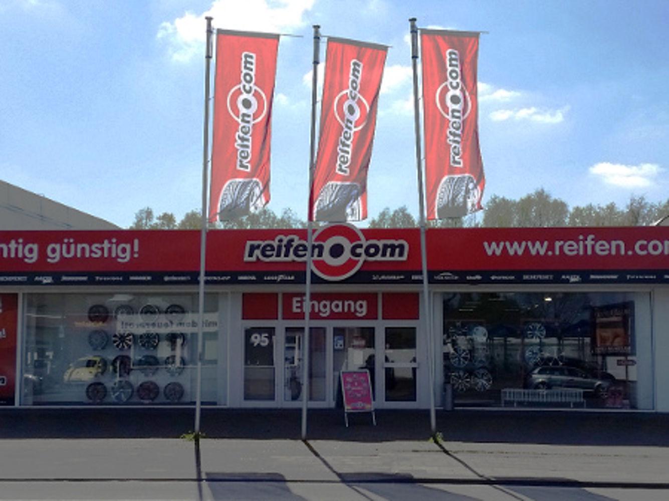 reifen.com-branch in Castrop-Rauxel