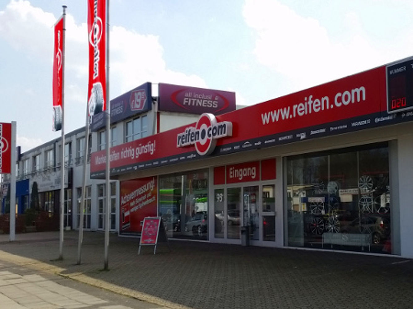 reifencom GmbH in Castrop-Rauxel