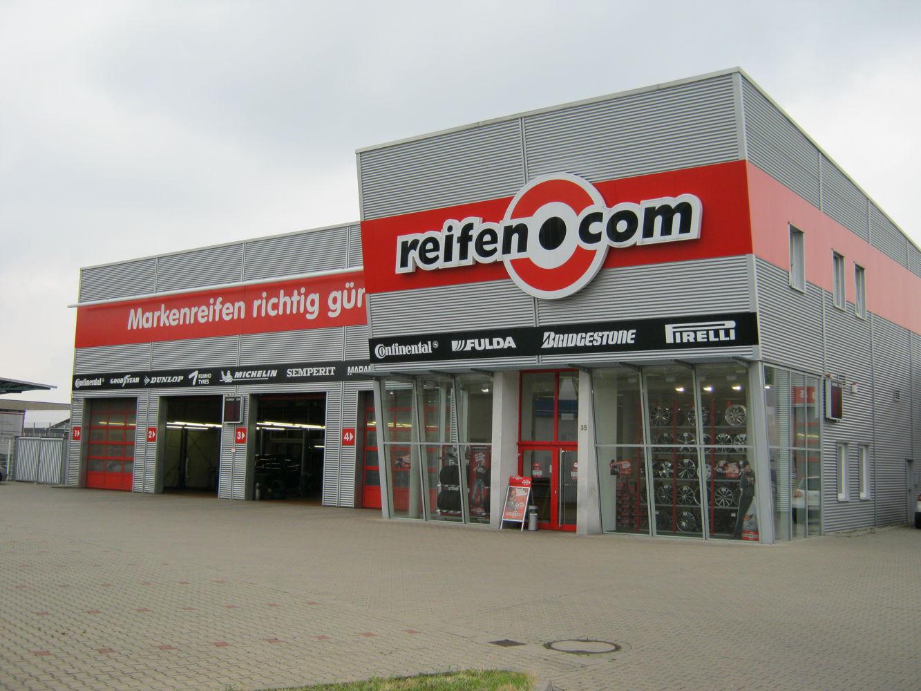 reifen.com-branch in Düsseldorf