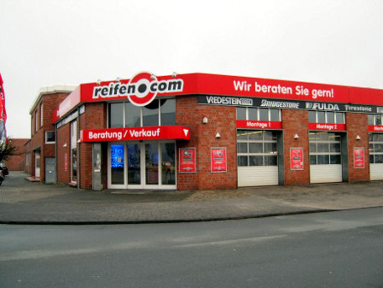 reifen.com-Filiale in Münster