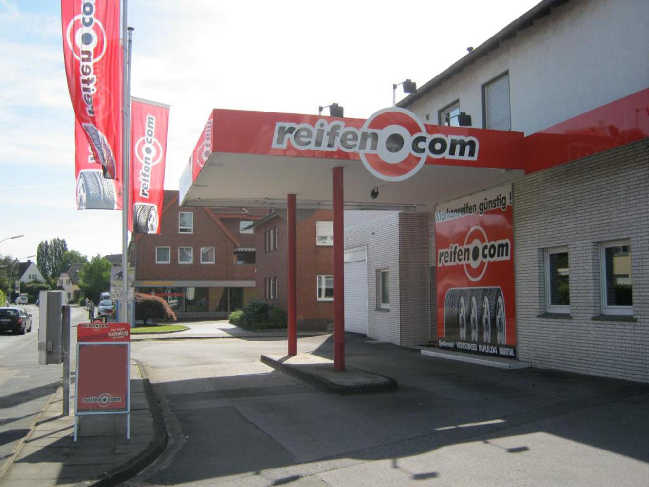 reifen.com-Filiale in Verl