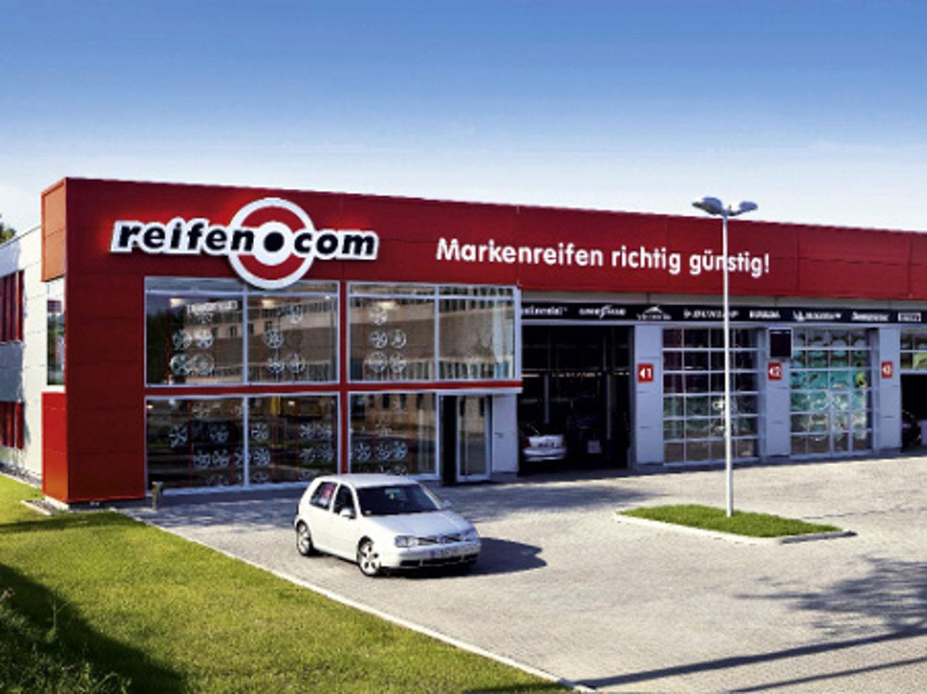 reifen.com-Filiale in Aachen