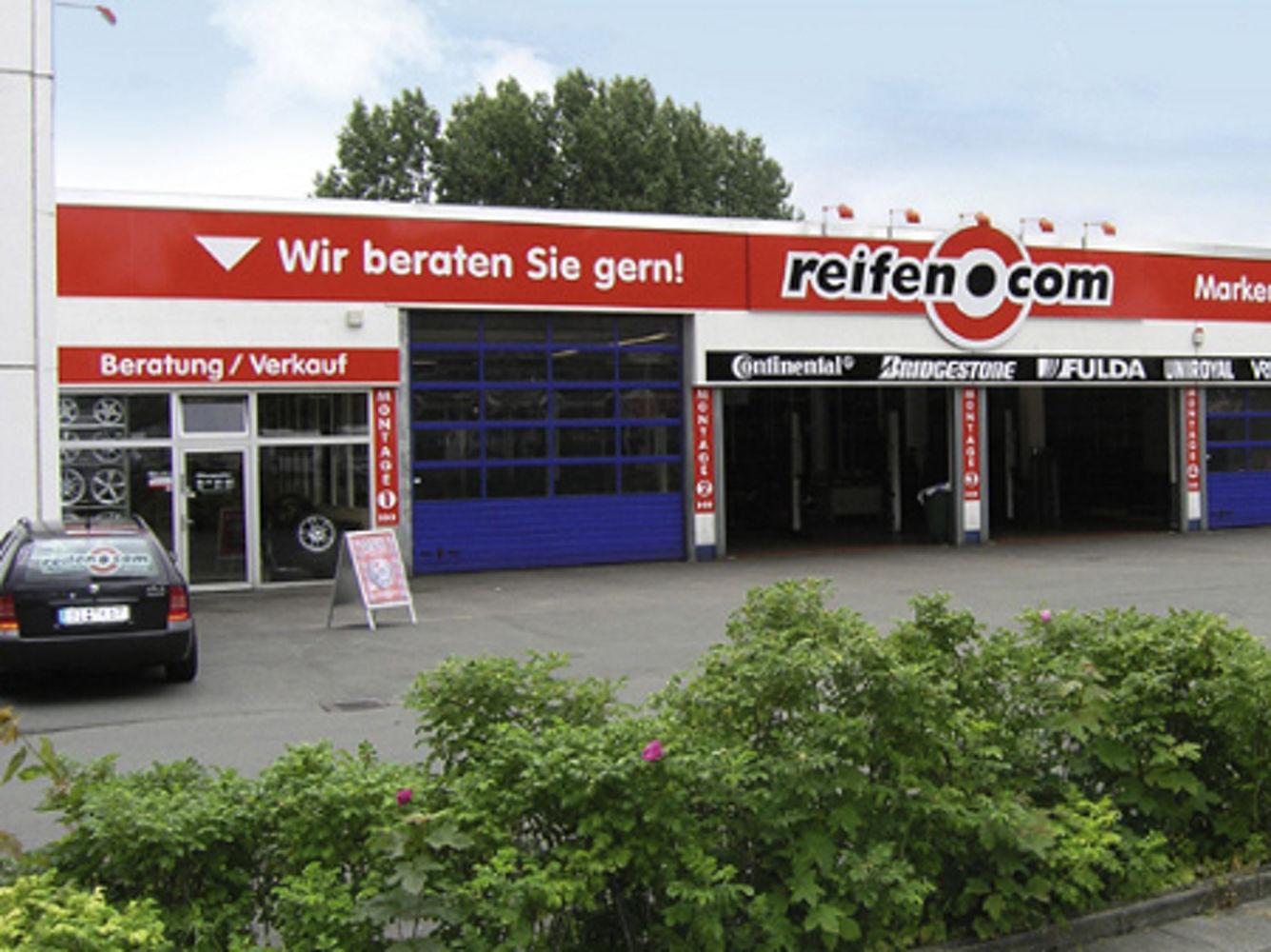 reifen.com-branch in Paderborn