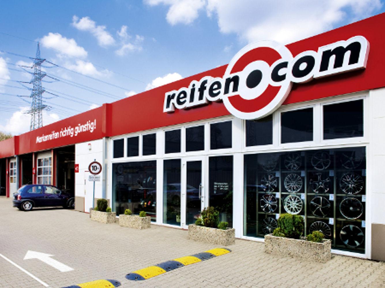 reifen.com-Filiale in Essen
