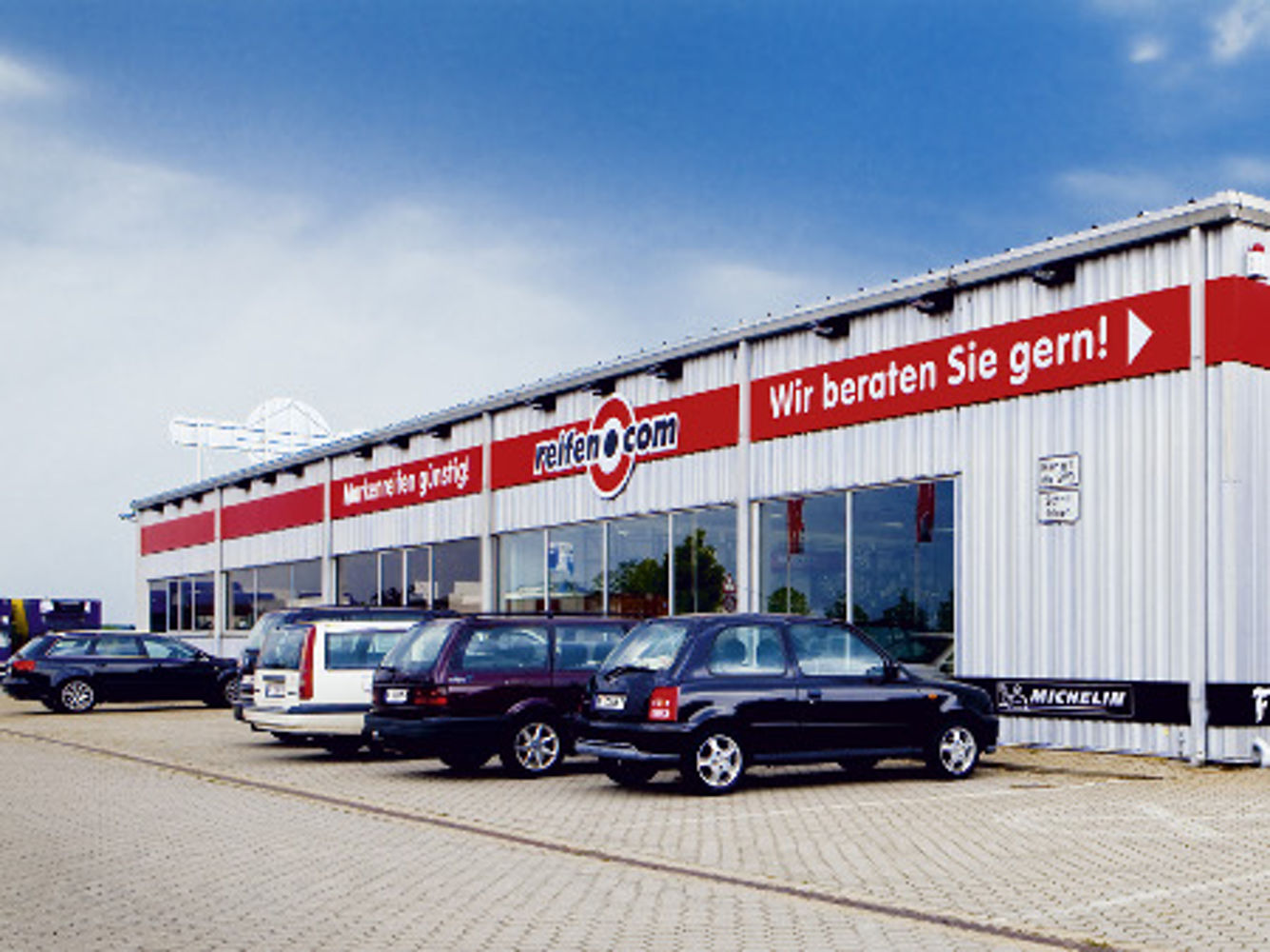 Reifenservice Reifencom Gmbh In Nürnberg Höfen Reifencom