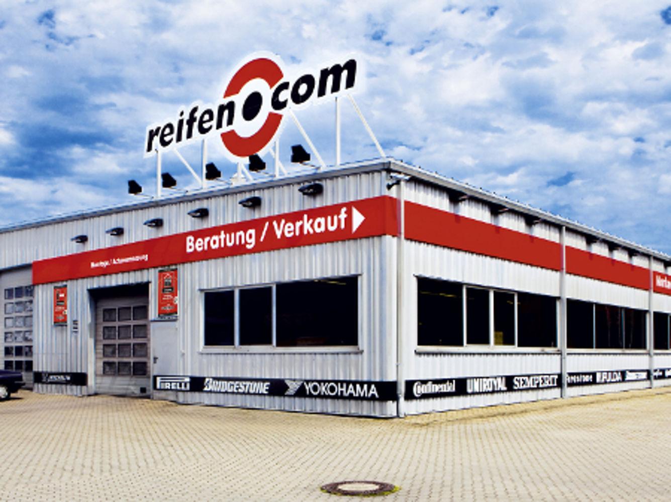 reifen.com-branch in Nürnberg Höfen