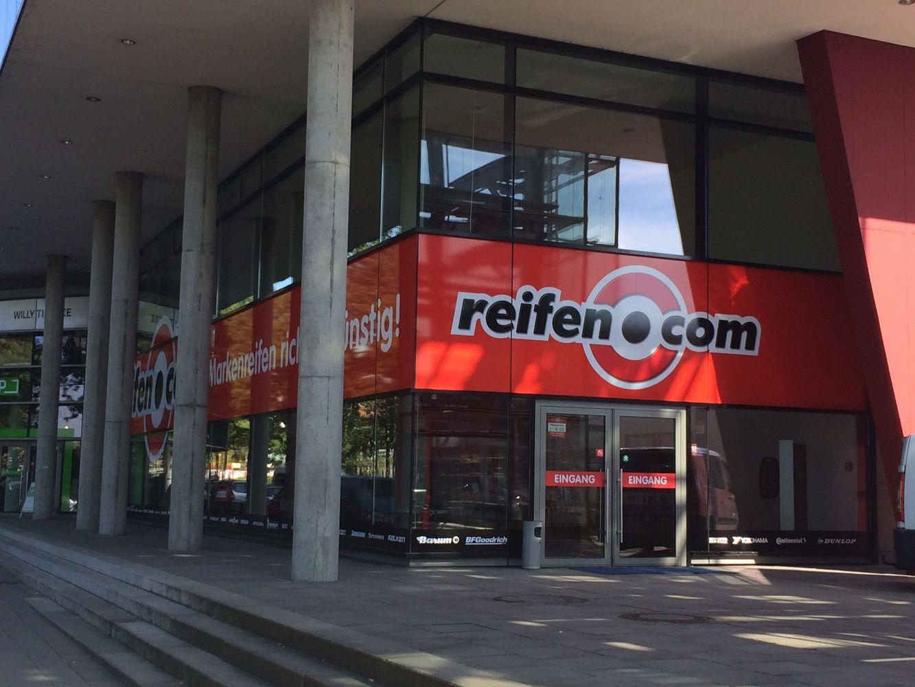 Reifenservice reifencom GmbH in Hamburg Wandsbek  reifen.com