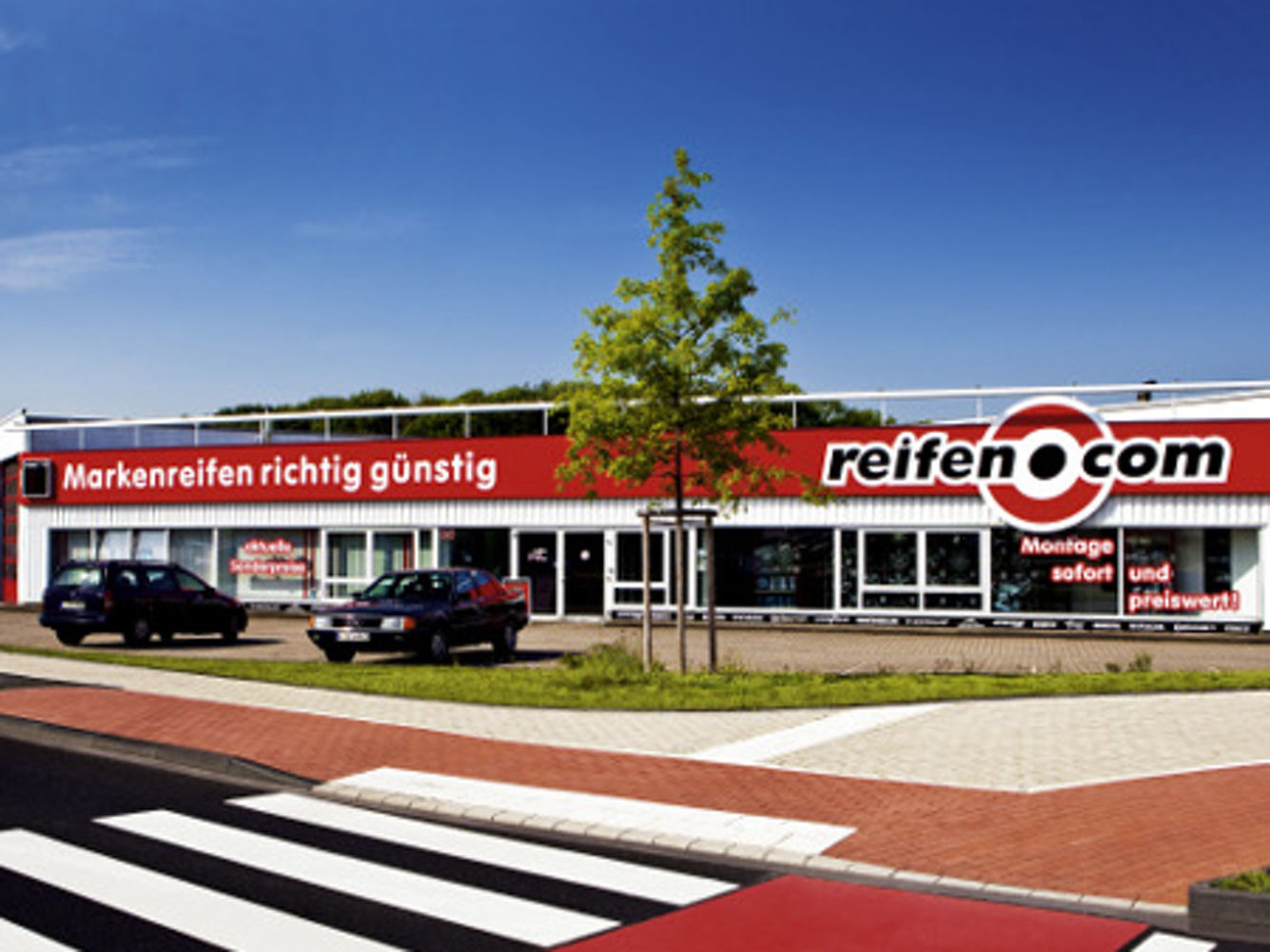 reifen.com-branch in Cologne Ossendorf