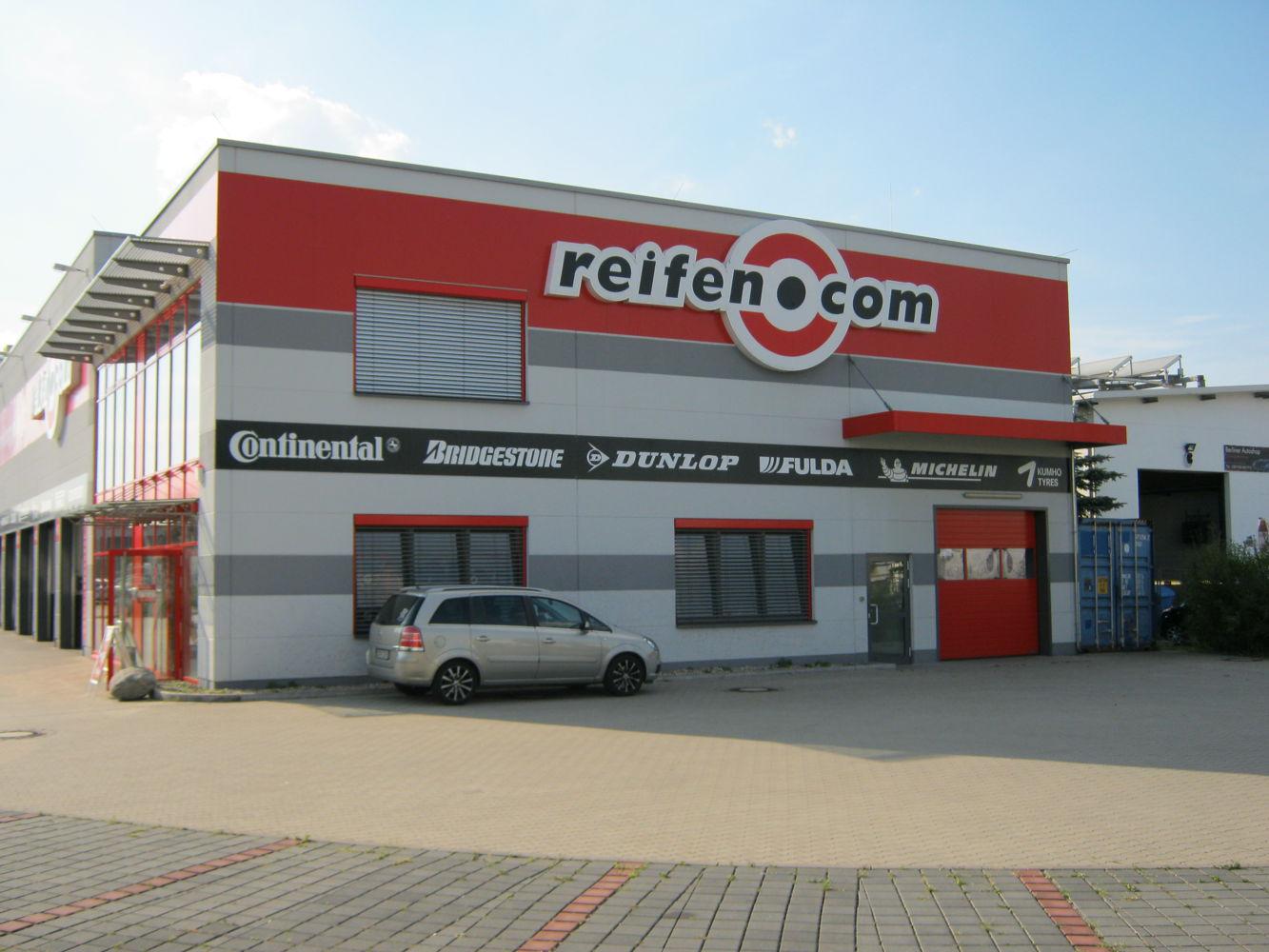 reifen.com-branch in Berlin Marzahn