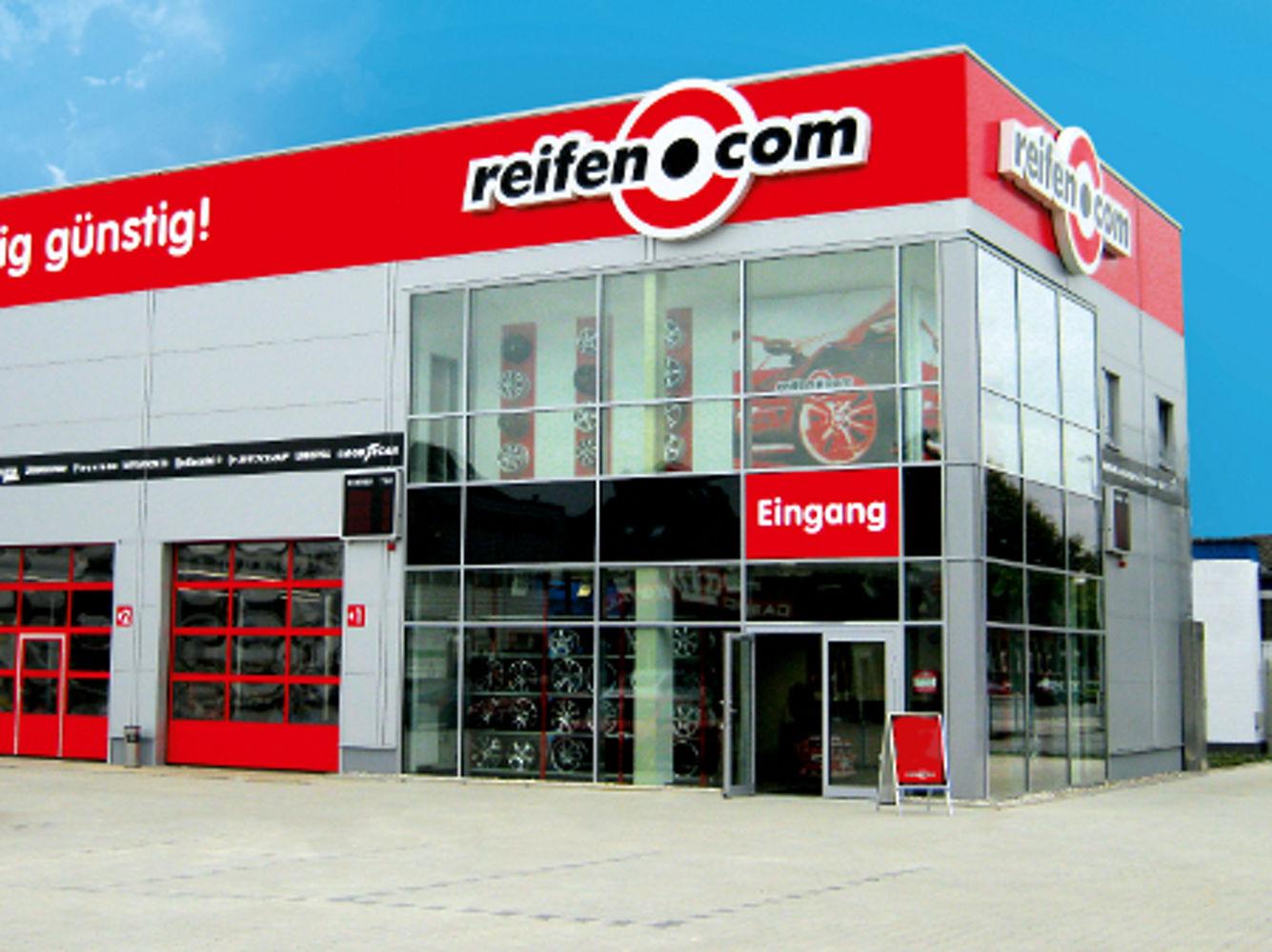 reifen.com-Filiale in Mülheim an der Ruhr