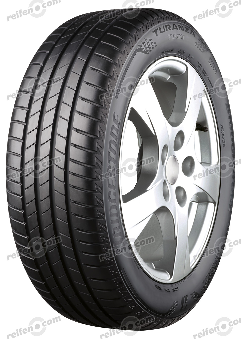 205/55 R16 91W Turanza T 005 AO A3 Demontage  Turanza T 005 AO A3