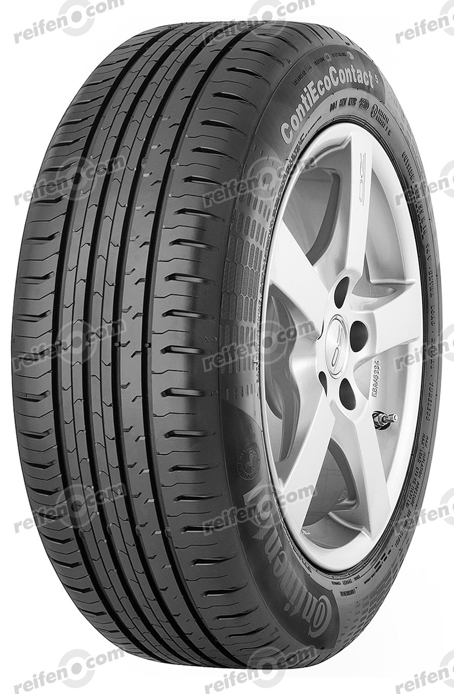 195/65 R15 91V EcoContact 5 BSW  EcoContact 5 BSW
