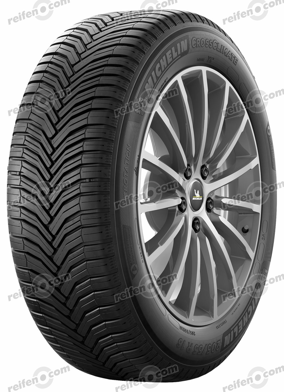 205/55 R16 94V Cross Climate+ XL  Cross Climate+ XL