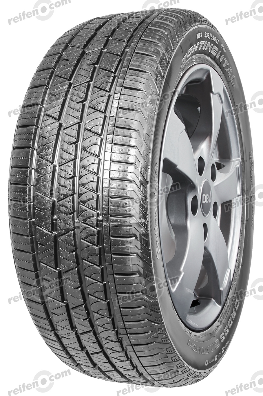 235/55 R19 101H CrossContact LX Sport SSR MOE BSW  CrossContact LX Sport SSR MOE BSW