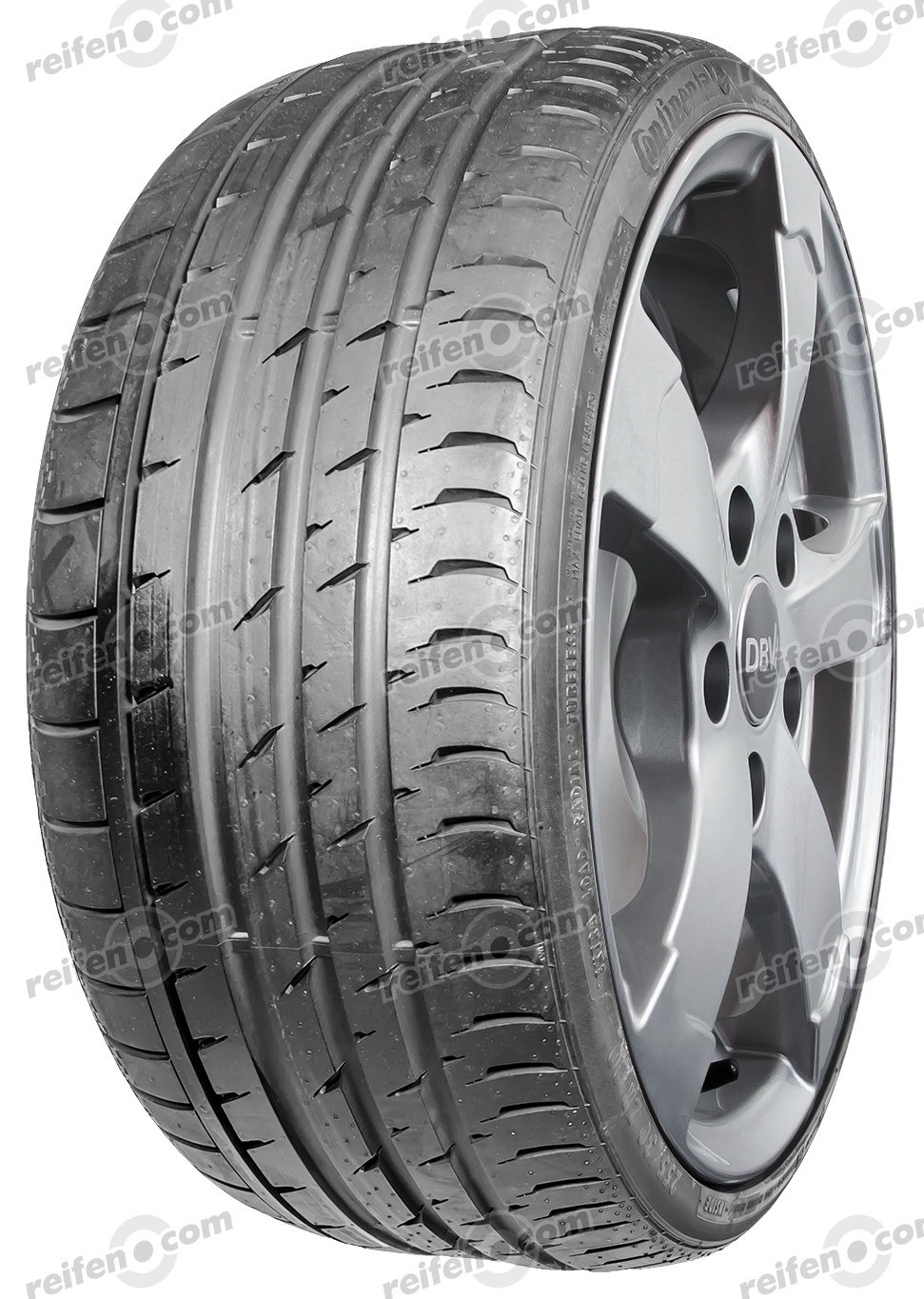 245/50 R18 100Y SportContact 3 SSR *  SportContact 3 SSR *