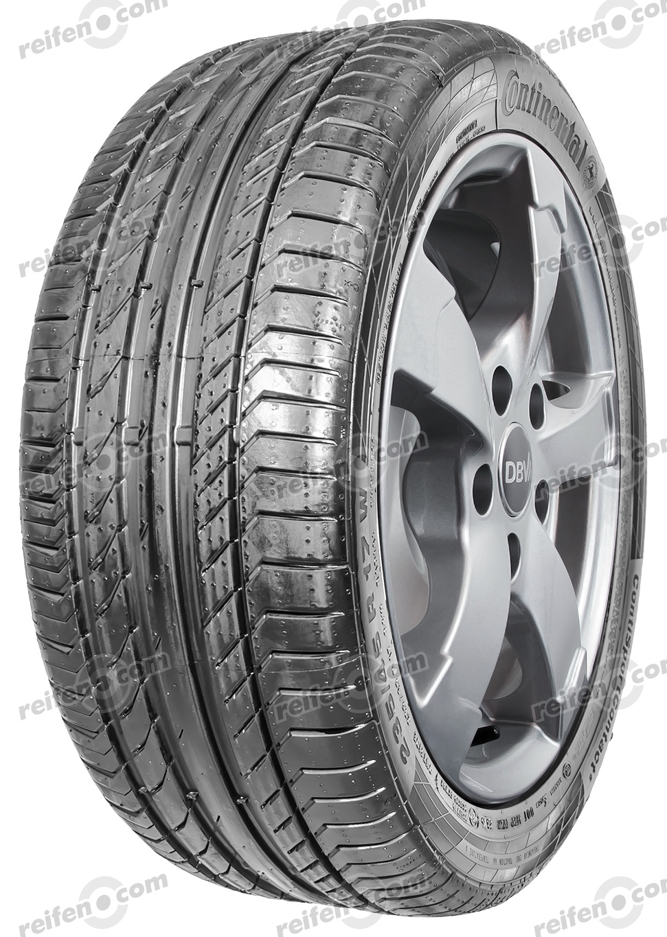 255/50 R19 103W SportContact 5 SUV SSR MO ML BSW  SportContact 5 SUV SSR MO ML BSW
