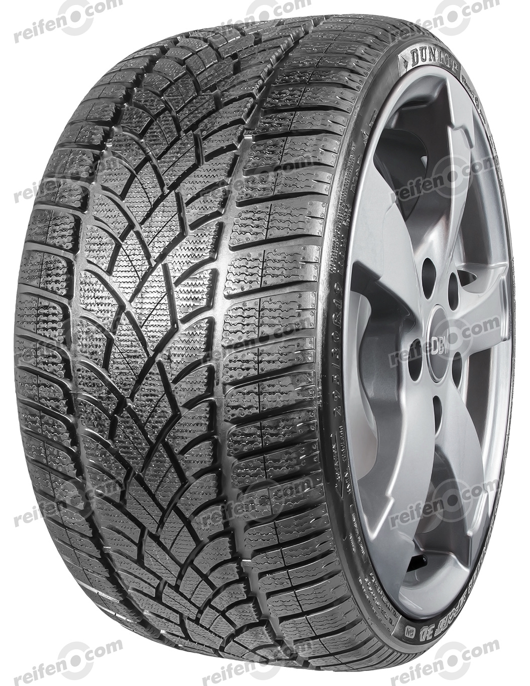 235/60 R18 107H SP Winter Sport 3D AO XL  SP Winter Sport 3D AO XL
