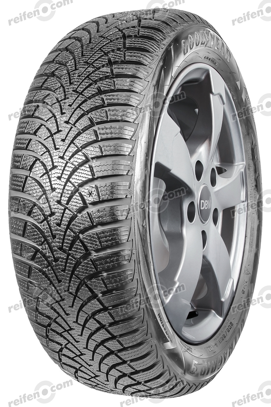 205/55 R16 91H Ultra Grip 9 MS  Ultra Grip 9 MS