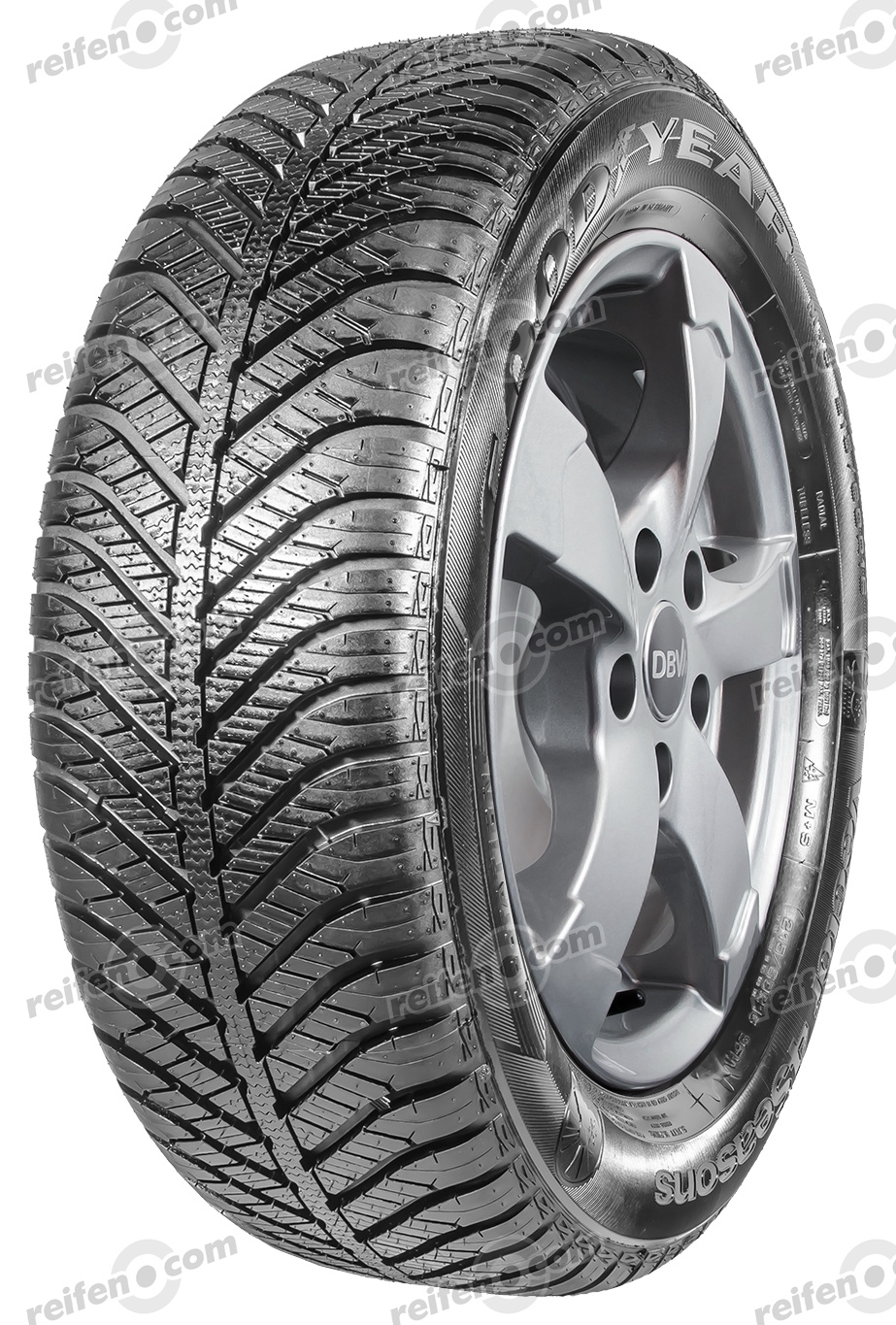 205/55 R16 91H Vector 4Seasons M+S  Vector 4Seasons M+S