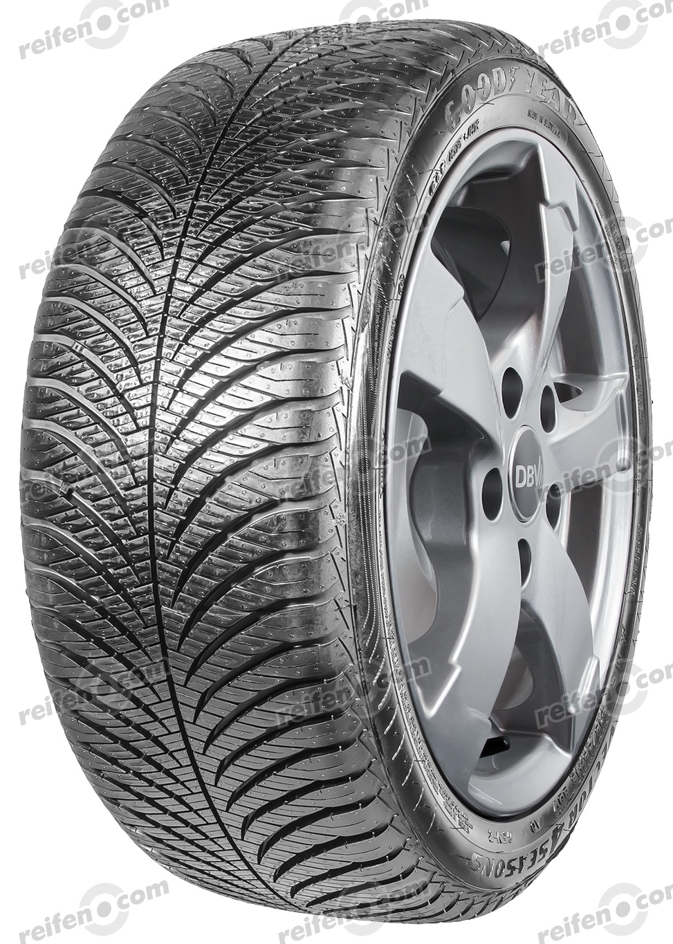 165/70 R14 81T Vector 4Seasons G2 M+S 3PMSF  Vector 4Seasons G2 M+S 3PMSF