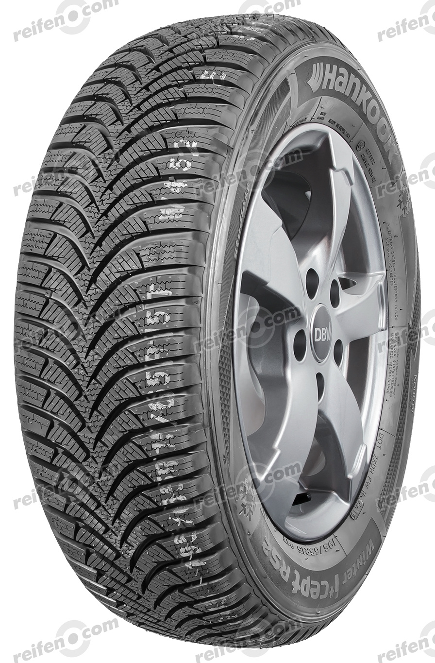 195/65 R15 91T Winter i*cept RS2 W452  Winter i*cept RS2 W452