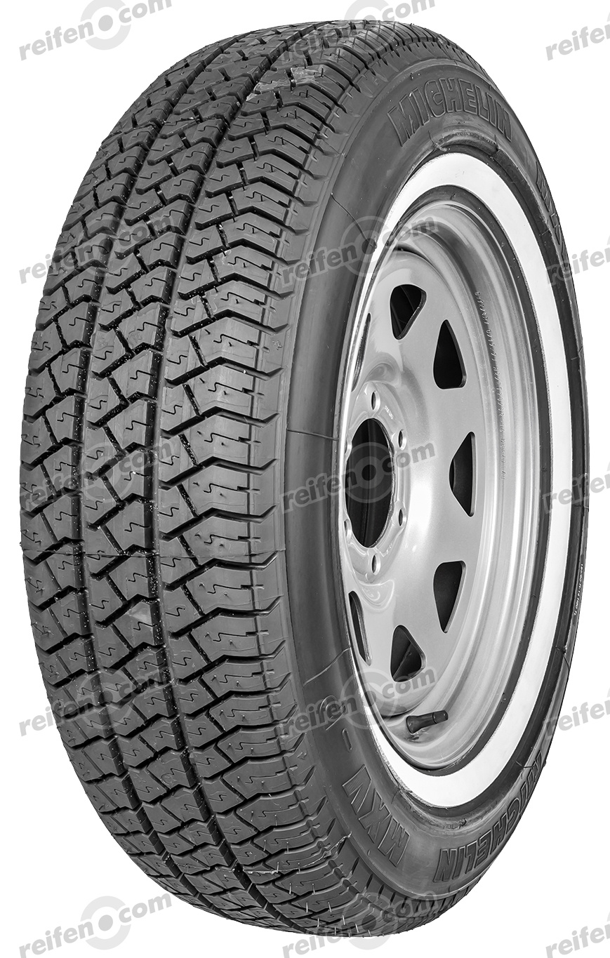 185/80 R14 90H Michelin MXV P 40mm WW  Michelin MXV P 40mm WW