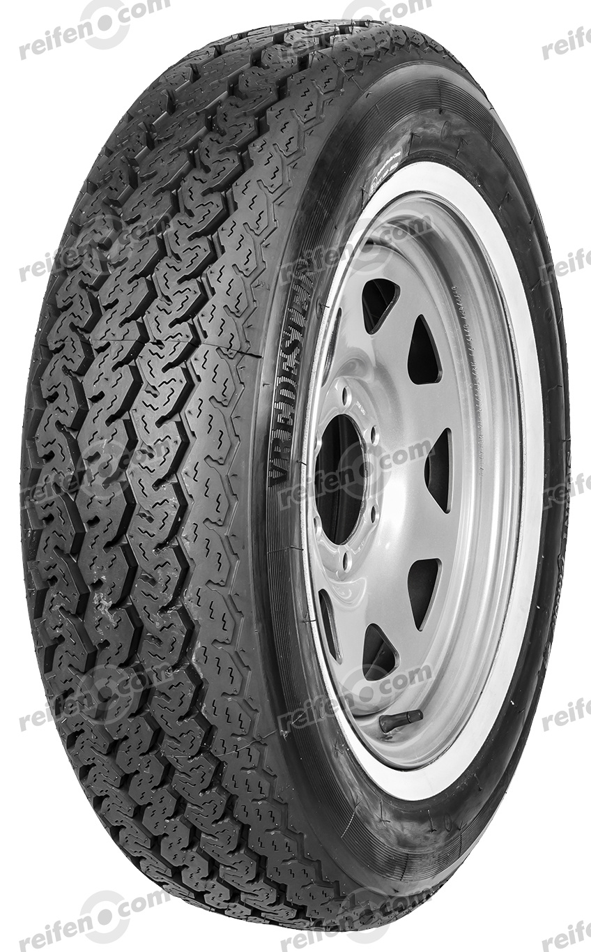 135/80 R14 70S Vredestein Sprint Classic 20mm WW  Vredestein Sprint Classic 20mm WW